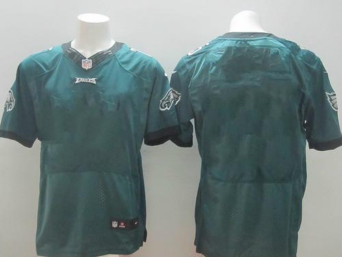Men s Nike Philadelphia Eagles Customized 2014 Dark Green Elite Jersey 802fda4b6