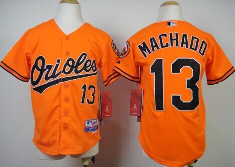 d190198352e Baltimore Orioles  10 Adam Jones Black Kids Jersey on sale