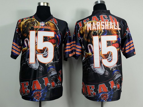 nike chicago bears 15 brandon marshall 2014 fanatic fashion elite jersey womens chicago bears 34 wal