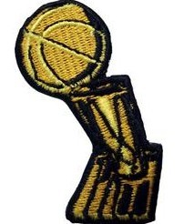 NBA The Finals Champions Patch