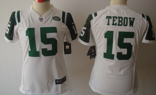 04dcd973 nike new york jets 15 tim tebow white limited jersey
