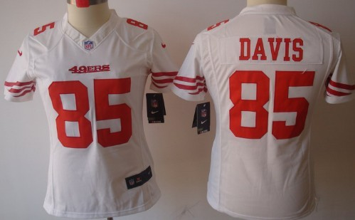 Nike San Francisco 49ers  99 Aldon Smith Red Limited Womens Jersey ... 093300f8f