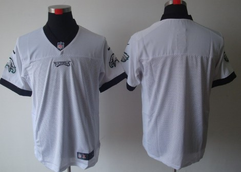 Nike Philadelphia Eagles #71 Jason Peters White Elite Jersey on ...