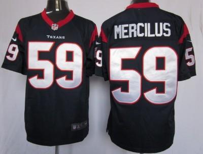 Whitney Mercilus NFL Jersey