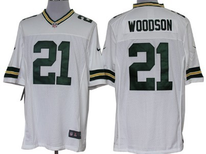 hot sale online 6ac74 6c8be Nike Green Bay Packers #85 Greg Jennings White Limited ...