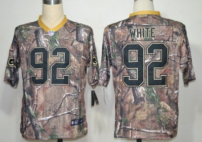 9ad1126f159 ... Nike Green Bay Packers 92 Reggie White Realtree Camo Elite Jersey Green  Bay Packers 21 Charles Woodson Nike NFL ...