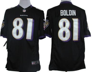 new arrival 03c90 9a424 Nike Baltimore Ravens #81 Anquan Boldin White Limited Jersey ...