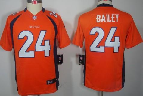 Nike Denver Broncos #58 Von Miller White Limited Kids Jersey on sale