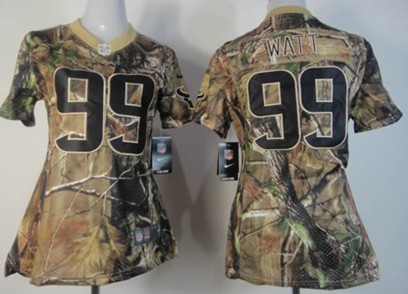 release date: 3bad7 d8c1c Nike Houston Texans #80 Andre Johnson Realtree Camo Womens ...