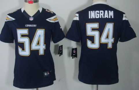 bc850286b ... Los Angeles 23.88 at Nike San Diego Chargers 17 Philip Rivers Limited  Electric Blue Strobe NFL Jersey Nike San Diego Chargers 54 Melvin Ingram Navy  Blue ...