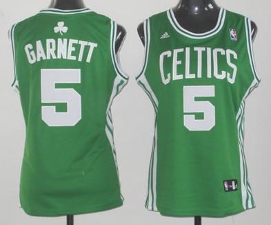 548c0dfd5 ... germany boston celtics 5 kevin garnett green womens jersey women boston  celtics 9 rajon rondo black