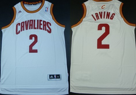 newest de9b1 bd4e8 cleveland cavaliers 2 kyrie irving aba hardwood classic ...
