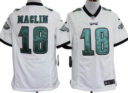 4cb80746c90 ... Green Game Kids Jersey Nike Philadelphia Eagles 18 Jeremy Maclin White  Game Jersey Mens Nike Philadelphia Eagles 10 DeSean Jackson ...