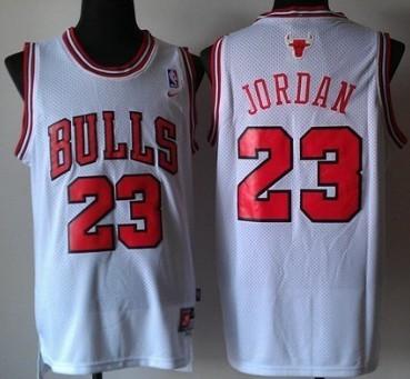 new product 457e8 381a9 chicago bulls 23 michael jordan revolution 30 swingman red ...