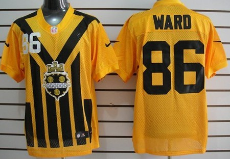new arrival 2ec20 3092d new arrivals nike pittsburgh steelers 84 antonio brown 1933 ...