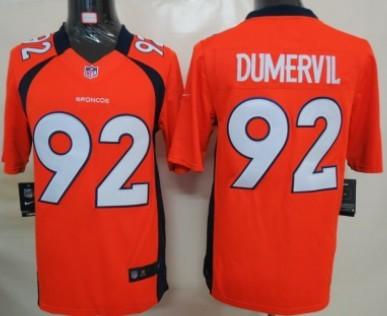 9b160d6c5 Nike Denver Broncos  52 Wesley Woodyard Blue Limited Jersey on sale ...