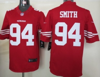 ba37bcaae2a Nike San Francisco 49ers  21 Frank Gore Red Limited Jersey on sale ...