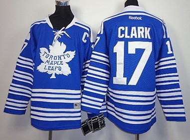 ... Toronto Maple Leafs 17 Wendel Clark 2014 Winter Classic Blue Kids  Jersey Toronto Maple Leafs 43 Nazem Kadri ... 3a1aaa5d9