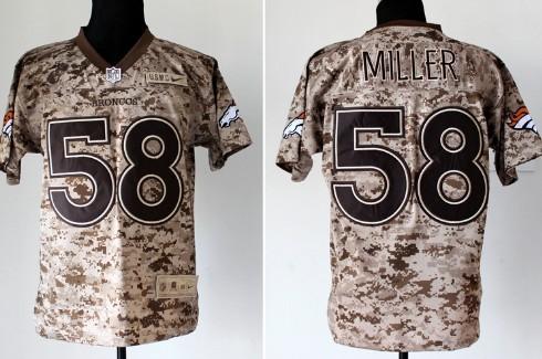 Camo Von Camo Miller Jersey Von Jersey Von Miller