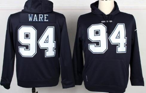 NFL Dallas Cowboys Men's Pro Line Black Gold Collection Pullover ...
