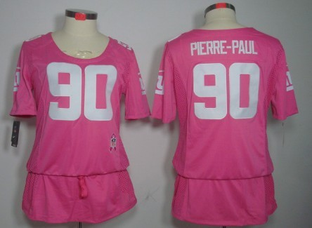 Nice nike new york giants 56 lawrence taylor breast cancer awareness gray  supplier