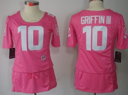 Nike Washington Redskins 10 Robert Griffin Iii Breast
