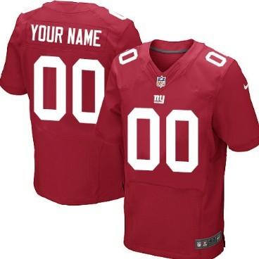 mens nike new york giants customized gray shadow elite jersey bb709788b