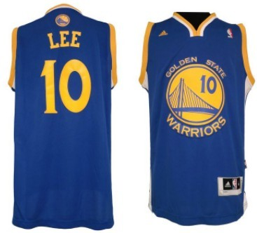 280605c965e ... Wilt Chamberlain 13 San Francisco Warriors Adidas Throwback Swingman  Jersey . Golden State Warriors 10 David Lee Revolution 30 Swingman Blue  Jersey ...