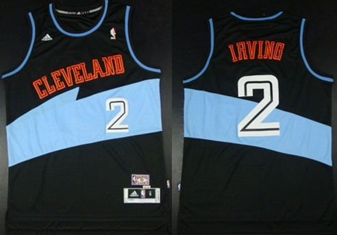 best website 27320 0671b coupon code for kyrie irving throwback cavs jersey b6a53 bbc3f
