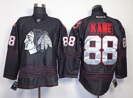 ... 6 parkhurst original black throwback ccm jersey chicago blackhawks 20  brandon saa doug gilmour Chicago Blackhawks 88 Patrick Kane 2013 Black Ice  Jersey ... 82a146bb6
