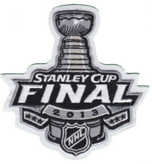 NHL 2013 Stanley Cup Patch