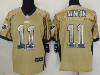 NFL Jerseys Sale - Nike St. Louis Rams #20 Lamarcus Joyner Navy Blue Elite Jersey on ...