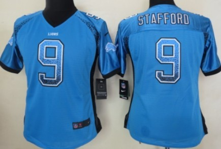 nfl Detroit Lions Gabe Wright GAME Jerseys