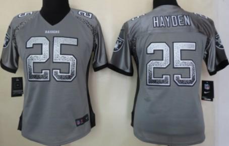 Nike Oakland Raiders  11 Sebastian Janikowski Black White Two Tone ... c09d1ca06