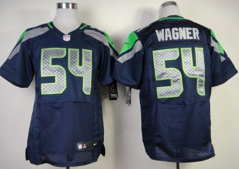 super bowl xlix jersey seattle seahawks bobby wagner 54 nike seattle seahawks 54 bobby wagner navy blue elite jersey