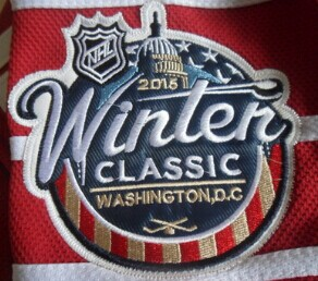 2015 NHL Winter Classic Patch