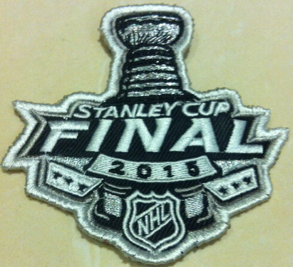 2015 NHL Stanley Cup Patch