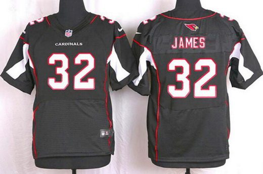 Cheap NFL Jerseys Sale - Men's Arizona Cardinals #32 Edgerrin James Red Retired Player NFL ...