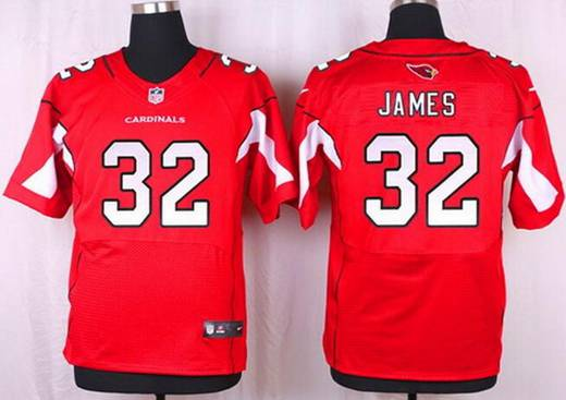 Jerseys NFL Outlet - Men's Arizona Cardinals #32 Edgerrin James Red Retired Player NFL ...