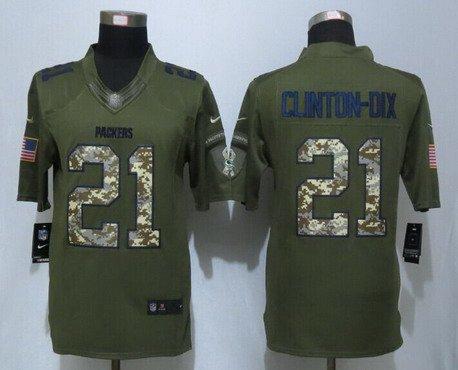 nfl GAME Green Bay Packers Ha Ha Clinton-Dix Jerseys