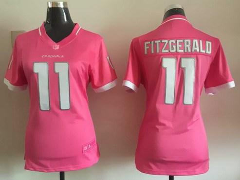 NFL Jerseys Wholesale - Women's Arizona Cardinals #3 Carson Palmer White Road NFL Nike ...