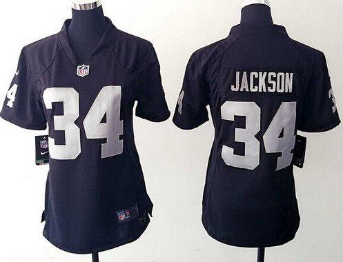 NFL Jersey's Women's Oakland Raiders Derek Carr Nike Black Limited Jersey