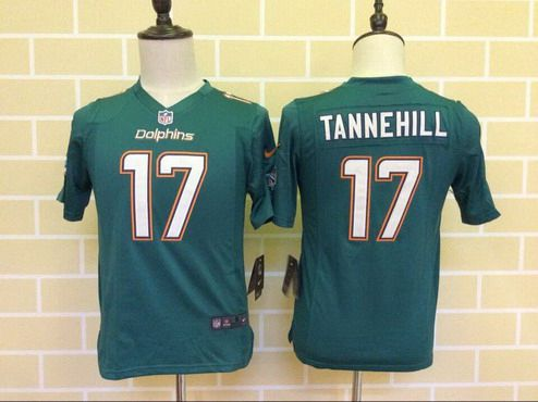 NFL Jersey's Men's Miami Dolphins Ryan Tannehill Nike Aqua Team Game 2015 NFL Patch Jersey