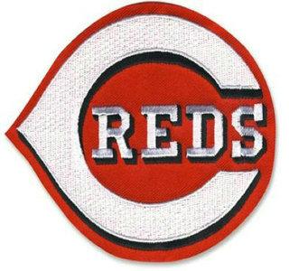 Cincinnati Reds C Logo Patch