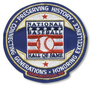 National Baseball Hall Of Fame and Museum Patch