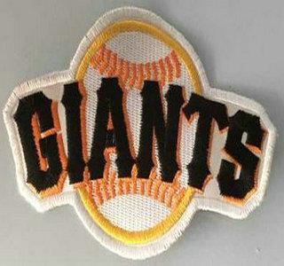 San Francisco Giants Team Logo Jersey Sleeve Patch
