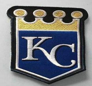 Kansas City Royals Team Logo Jersey Sleeve Patch