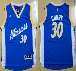 Men's Golden State Warriors #30 Stephen Curry Revolution 30 ...