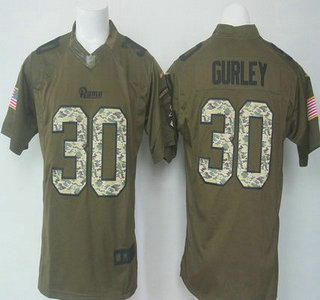 nfl Los Angeles Rams Todd Gurley LIMITED Jerseys