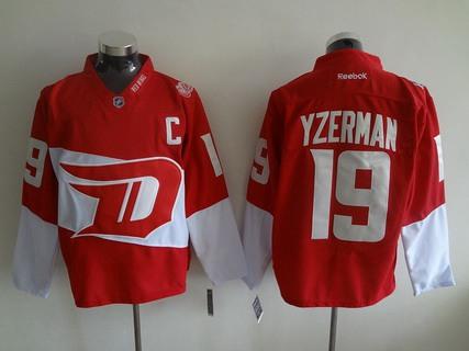 buy online e176d f3068 red wings stadium series jersey larkin